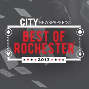 City Newspaper's Best of Rochester 2013