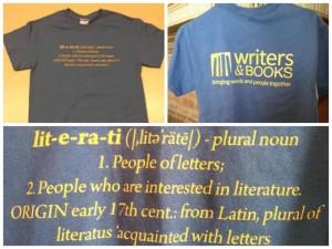 Literati t-shirt