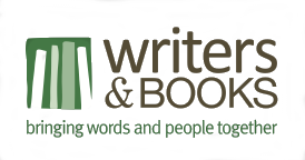 Writers & Books logo