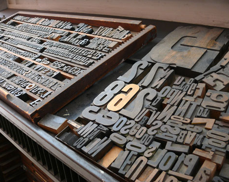 Immerse Yourself And Experience The Black Art That Is Letterpress Printing In This One Day Workshop You Will Learn To Navigate California Job Case